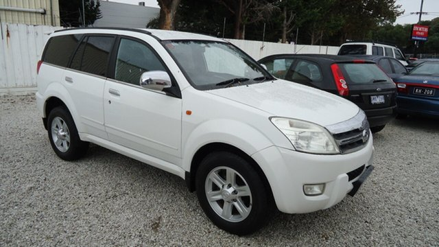 Used Great Wall X240, Seaford, 2010 Great Wall X240 Wagon