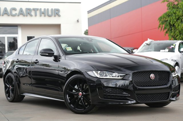Demonstrator, Demo, Near New Jaguar XE 20D R-Sport, Campbelltown, 2017 Jaguar XE 20D R-Sport Sedan