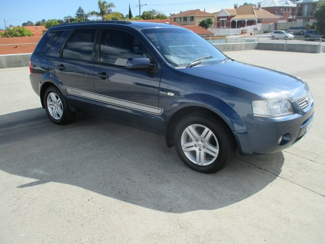 Used Ford Territory AWD, Victoria Park, 2007 Ford Territory AWD Wagon