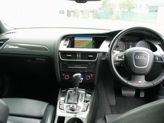 2011 Audi S4 3.0 TFSI Quattro Sedan.