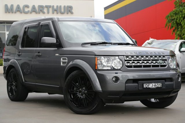 Used Land Rover Discovery 4 SDV6 HSE, Southport, 2013 Land Rover Discovery 4 SDV6 HSE SUV