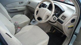 2005 Hyundai Tucson Elite Wagon.