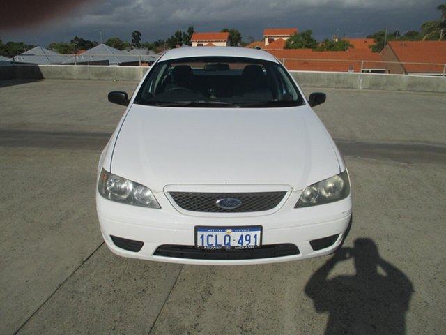 Used Ford Falcon XL, Victoria Park, 2007 Ford Falcon XL Utility