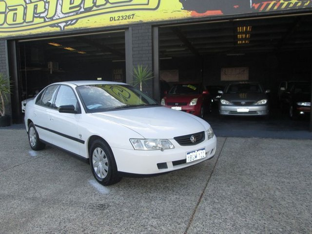 Used Holden Commodore Executive, O'Connor, 2003 Holden Commodore Executive Sedan
