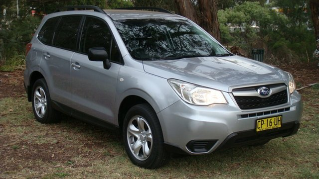 Used Subaru Forester 2.5i Lineartronic AWD, Queanbeyan, 2012 Subaru Forester 2.5i Lineartronic AWD Wagon