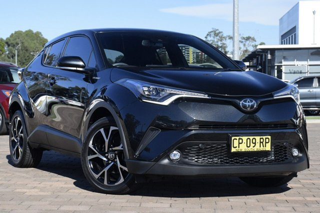 Discounted Used Toyota C-HR Koba S-CVT 2WD, Warwick Farm, 2017 Toyota C-HR Koba S-CVT 2WD SUV