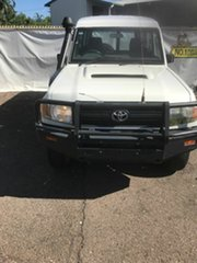 2011 Toyota Landcruiser Workmate (4x4) 11 Seat TroopCarrier.