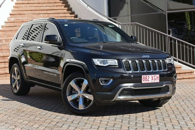 Discounted Used Jeep Grand Cherokee Limited, Southport, 2015 Jeep Grand Cherokee Limited Wagon