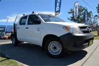 2007 Toyota Hilux Workmate Utility.