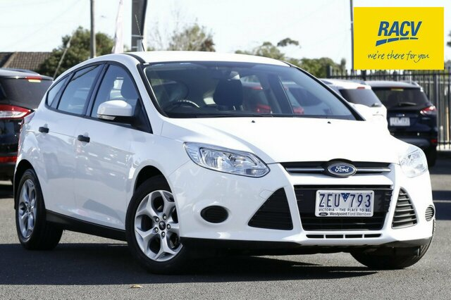 Used Ford Focus Ambiente PwrShift, Hoppers Crossing, 2012 Ford Focus Ambiente PwrShift Hatchback