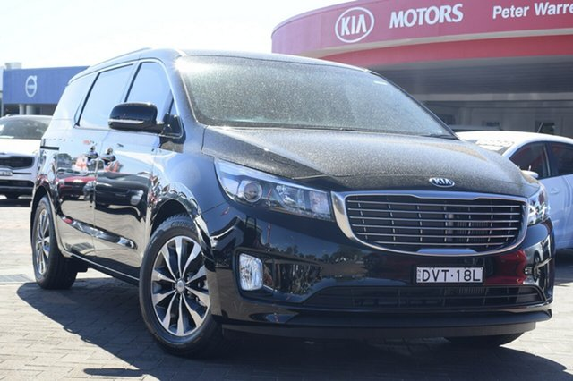 Demonstrator, Demo, Near New Kia Carnival SLi, Southport, 2017 Kia Carnival SLi Wagon