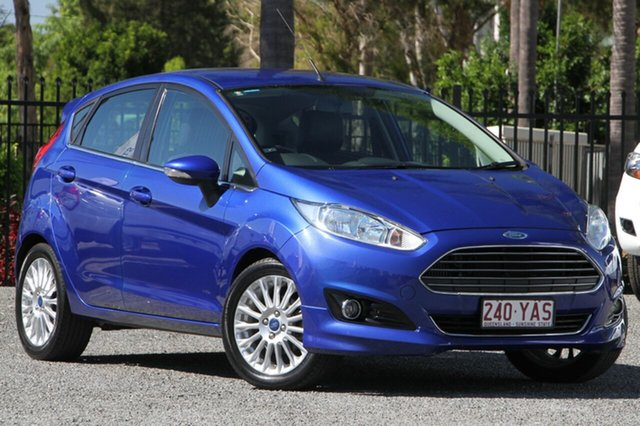 Used Ford Fiesta Sport, Toowong, 2013 Ford Fiesta Sport Hatchback
