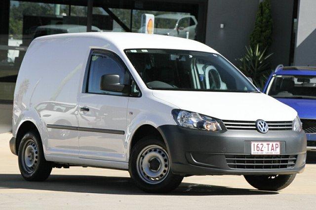 Used Volkswagen Caddy TSI160 SWB, Moorooka, Brisbane, 2012 Volkswagen Caddy TSI160 SWB Van