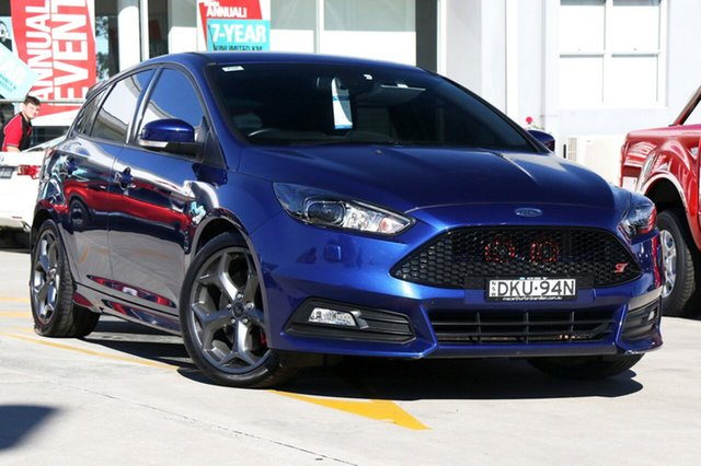Used Ford Focus ST, Southport, 2016 Ford Focus ST Hatchback