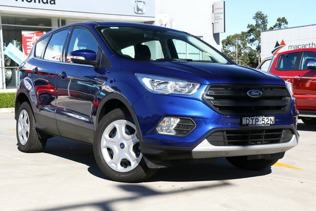 Discounted Demonstrator, Demo, Near New Ford Escape Ambiente 2WD, Southport, 2017 Ford Escape Ambiente 2WD SUV