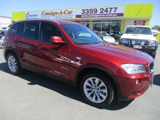 Used BMW X3 xDrive20d Steptronic, Kedron, 2014 BMW X3 xDrive20d Steptronic F25 MY1213 Wagon