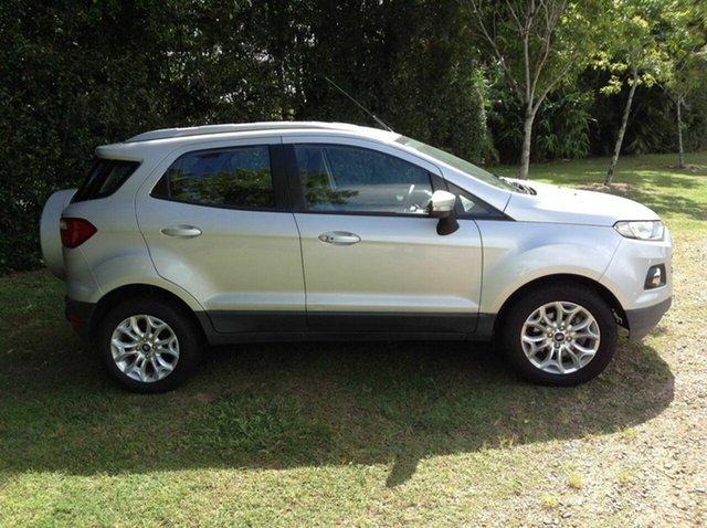 Used Ford Ecosport Titanium PwrShift, Nambour, 2014 Ford Ecosport Titanium PwrShift BK Wagon