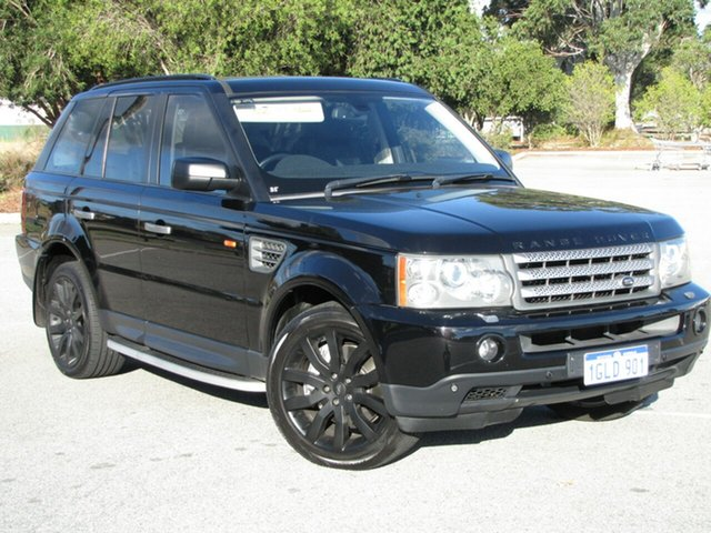 Used Land Rover Range Rover Sport Super Charged, Maddington, 2007 Land Rover Range Rover Sport Super Charged Wagon