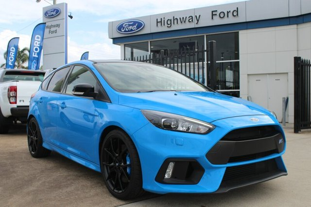 New Ford Focus RS AWD Limited Edition, Rutherford, 2017 Ford Focus RS AWD Limited Edition Hatchback
