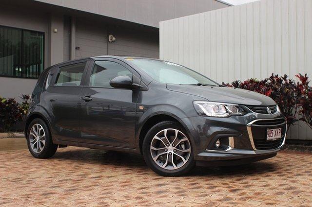 Used Holden Barina LS, Cairns, 2017 Holden Barina LS Hatchback
