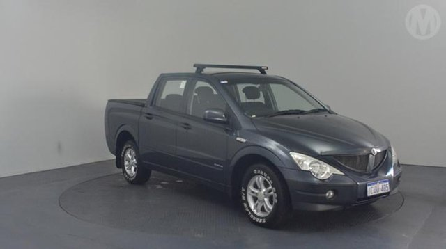 Used Ssangyong Actyon Sports Sports, Altona North, 2008 Ssangyong Actyon Sports Sports Utility