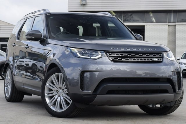 New Land Rover Discovery TD6 SE (190KW), Concord, 2018 Land Rover Discovery TD6 SE (190KW) Wagon