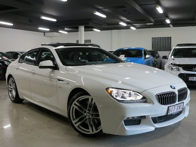 Used BMW 640d Gran Coupe Steptronic, Albion, 2013 BMW 640d Gran Coupe Steptronic Sedan