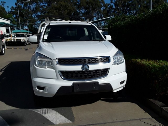 Used Holden Colorado LS, Acacia Ridge, 2015 Holden Colorado LS RG MY15 Cab Chassis