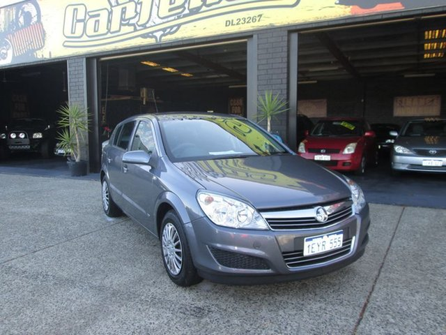Used Holden Astra CD, O'Connor, 2006 Holden Astra CD Hatchback