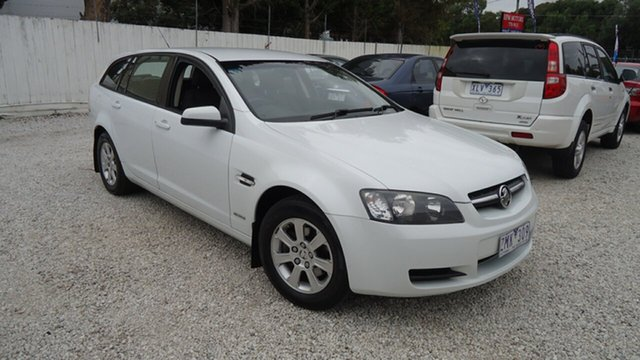 Used Holden Commodore Omega Sportwagon, Seaford, 2009 Holden Commodore Omega Sportwagon Wagon