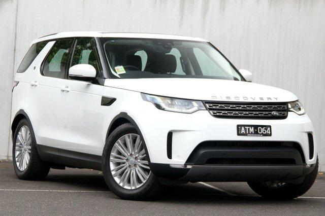 Demonstrator, Demo, Near New Land Rover Discovery TD6 SE, Malvern, 2017 Land Rover Discovery TD6 SE Wagon