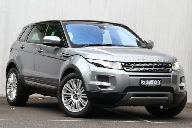 Used Land Rover Range Rover Evoque TD4 CommandShift Pure, Malvern, 2013 Land Rover Range Rover Evoque TD4 CommandShift Pure Wagon