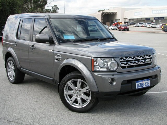 Used Land Rover Discovery 4 SDV6 CommandShift SE, Maddington, 2011 Land Rover Discovery 4 SDV6 CommandShift SE Wagon
