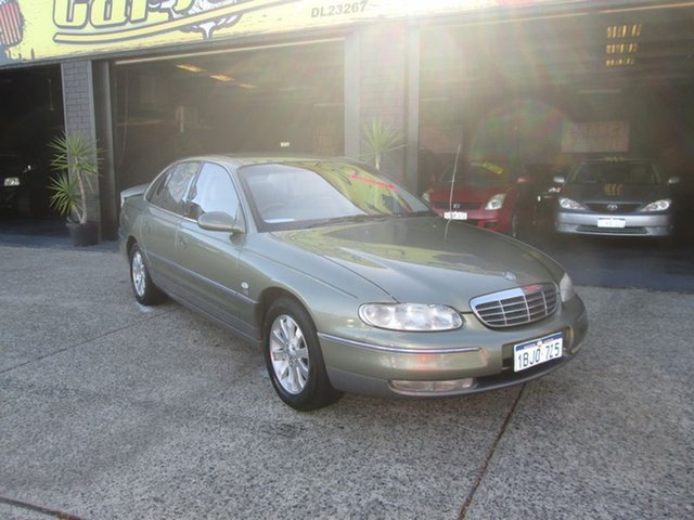 Used Holden Statesman Series II, O'Connor, 2003 Holden Statesman Series II Sedan