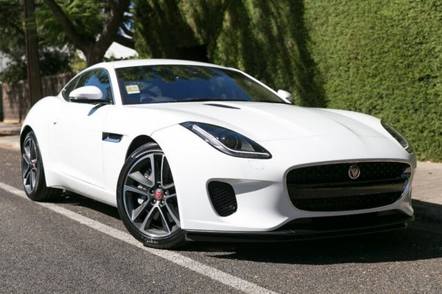 Demonstrator, Demo, Near New Jaguar F-TYPE 250kW Quickshift RWD, Hawthorn, 2017 Jaguar F-TYPE 250kW Quickshift RWD Coupe