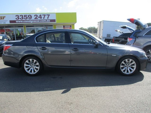 Used BMW 523I Steptronic, Kedron, 2007 BMW 523I Steptronic E60 MY07 Sedan