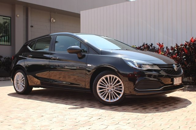 Used Holden Astra R, Cairns, 2017 Holden Astra R Hatchback