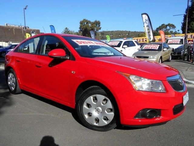 Used Holden Cruze CD, Upper Ferntree Gully, 2011 Holden Cruze CD Sedan