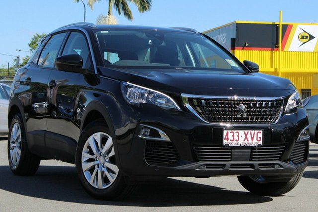Used Peugeot 3008 Active SUV, Beaudesert, 2017 Peugeot 3008 Active SUV Hatchback