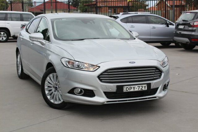 Used Ford Mondeo Trend PwrShift, Cardiff, 2017 Ford Mondeo Trend PwrShift Hatchback