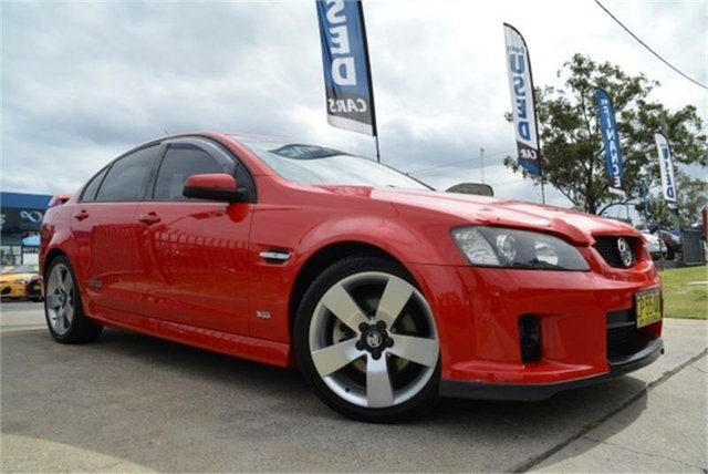Used Holden Commodore SS V, Mulgrave, 2007 Holden Commodore SS V Sedan