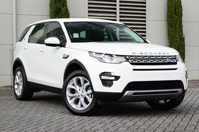 New Land Rover Discovery Sport TD4 110kW HSE, Cannington, 2018 Land Rover Discovery Sport TD4 110kW HSE Wagon