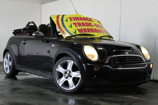 Used Mini Cooper S Cabrio, Underwood, 2007 Mini Cooper S Cabrio Cabriolet