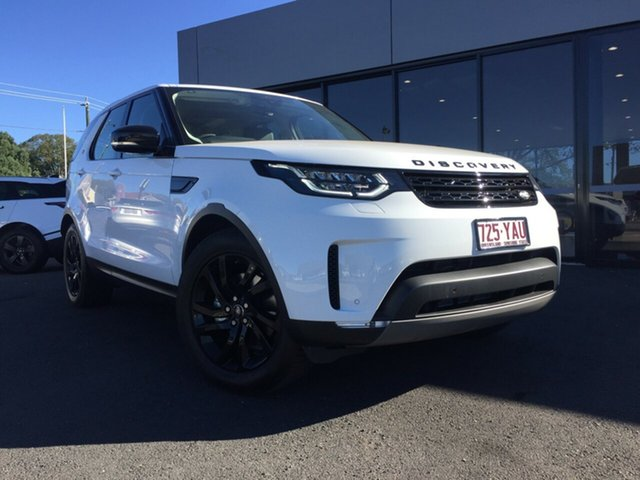Discounted Demonstrator, Demo, Near New Land Rover Discovery TD6 HSE, Toowoomba, 2018 Land Rover Discovery TD6 HSE Wagon