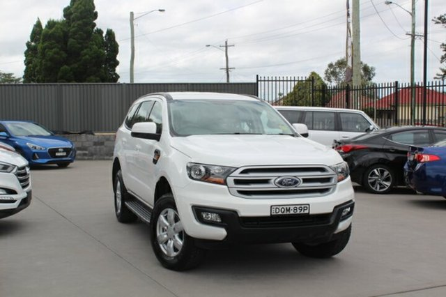 Used Ford Everest Ambiente 4WD, Rutherford, 2017 Ford Everest Ambiente 4WD Wagon