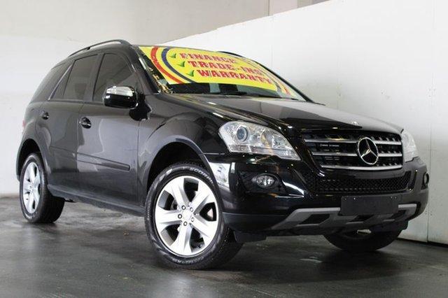 Used Mercedes-Benz ML320 CDI Luxury (4x4), Underwood, 2009 Mercedes-Benz ML320 CDI Luxury (4x4) Wagon