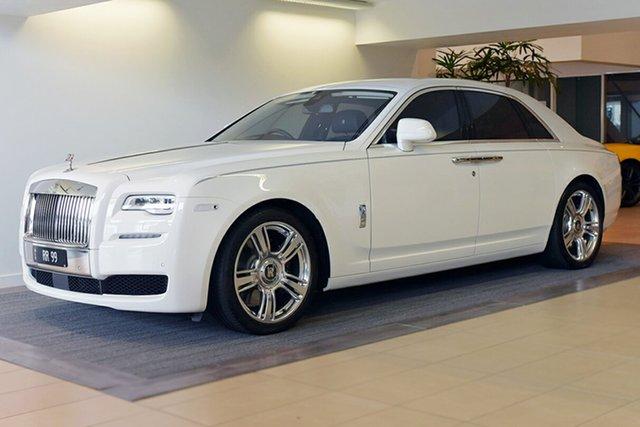 Discounted New Rolls-Royce Ghost, Southport, 2016 Rolls-Royce Ghost Sedan