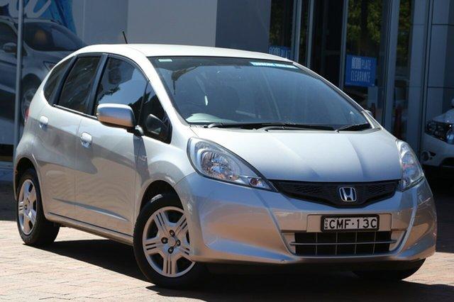 Used Honda Jazz Vibe, Southport, 2012 Honda Jazz Vibe Hatchback