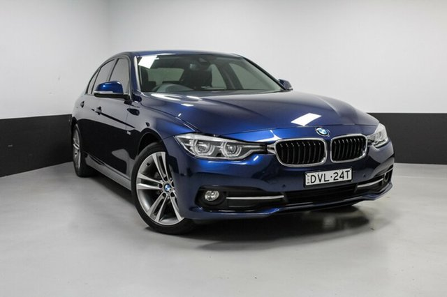Used BMW 320D Sport Line, Rutherford, 2015 BMW 320D Sport Line Sedan