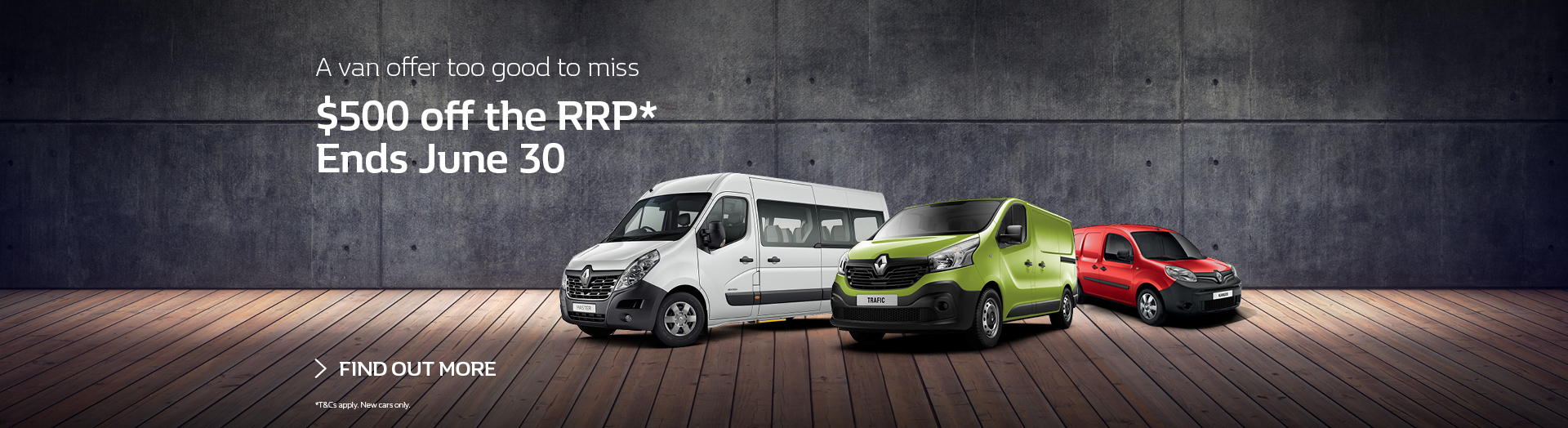 Peter Warren Renault - $500 off the RRP*